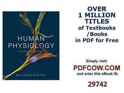 Human physiology silverthorn 6th edition pdf do human physiology silverthorn 6th edition pdf download fandeluxe Image collections