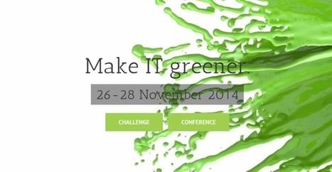 [Partenaire] Green Code Lab Challenge: pour un monde numérique ... - We Demain   Green IT   Scoop.it