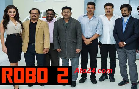 Robo 2/ Robo 2 0 (2016) Telugu Audio Songs Down