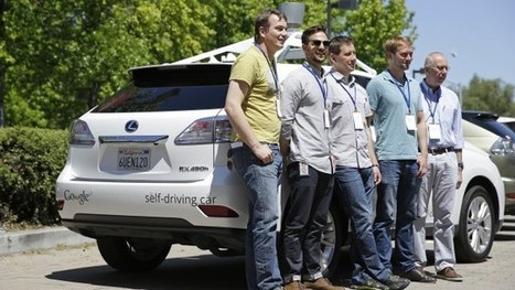 The secrets Google wanted to keep about its self-driving cars | Quartz | Robohub | Scoop.it