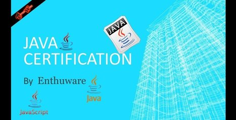 Oracle Java Certification Exam Preperation On E