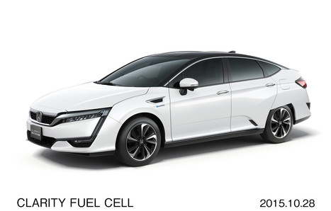 Honda's hydrogen fuel cell Clarity priced to match rival Toyota's fuel cell Mirai | Sustainability Science | Scoop.it
