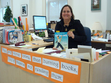 Are School Librarians Part of Your PBL Dream Team? | Creativity in the School Library | Scoop.it
