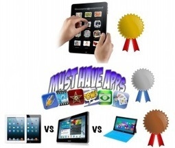 """Is it the iPad, the apps or the user? 