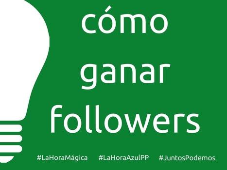 Cómo conseguir followers en Twitter: la Hora Mágica y otras iniciativas similares | AgenciaTAV - Asistencia Virtual | Scoop.it