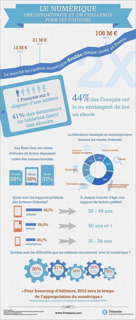 Ebook : quel support et format pour le livre électronique ?   Les bibliothèques et moi   Scoop.it