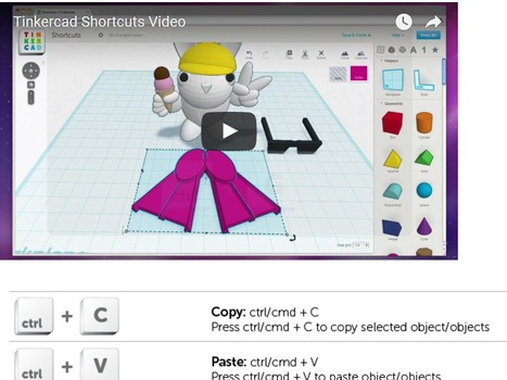 tinkercad' in E-learning | Scoop it