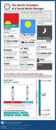 La triste vita del Social Media Manager - The Hectic Schedule of Social Media Manager | Palmares di bloggi Giapponesi Italiani | Scoop.it