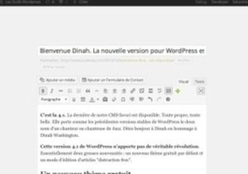 Bienvenue Dinah. La nouvelle version pour WordPress est disponible | TIC et TICE mais... en français | Scoop.it