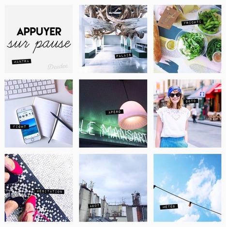 Une identité visuelle forte sur les réseaux sociaux, mode d'emploi ! | SocialMedia & Social Networking | Scoop.it
