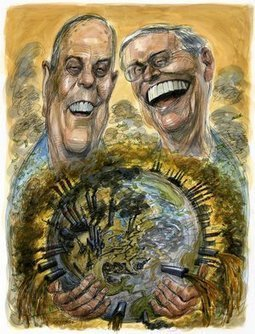 Are the #evil #billionaire American #Koch brothers playing #climate politics in #Alberta? | Messenger for mother Earth | Scoop.it