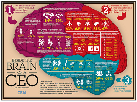 Inside the brain of a CEO | Sustainability, business, csr & development | Scoop.it