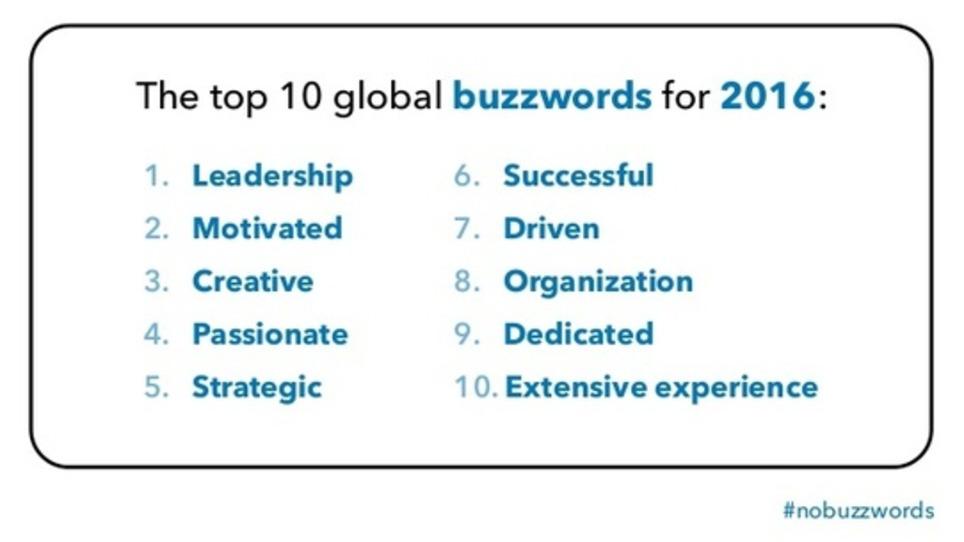 LinkedIn lance une campagne #nobuzzwords   Les Médias Sociaux pour l'entreprise   Scoop.it