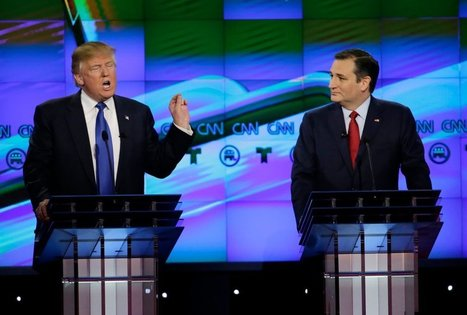 14 Times Donald Trump and Ted Cruz Insulted Each Other #offshoreTrader @investorseurope | Offshore Trader | Scoop.it