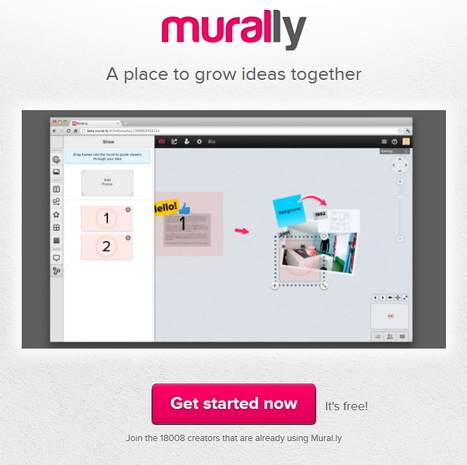 Mural.ly Mind mapping collaboratif   Cartes mentales   Scoop.it