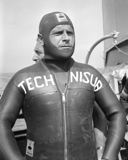 Enzo Maiorca, record-setting free diver who inspired 'The Big Blue' film, dies at 85 | ScubaObsessed | Scoop.it