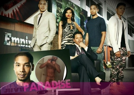 Jussie Smollett di EMPIRE è nudo! - JIMI PARADISE™ | JIMIPARADISE! | Scoop.it