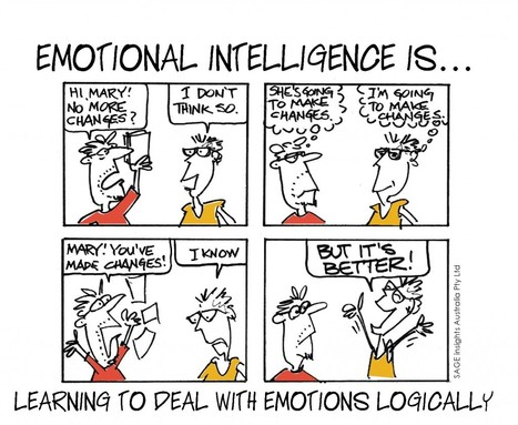 How to Boost Your (and Others') Emotional Intelligence | Strategy & Governance | Scoop.it