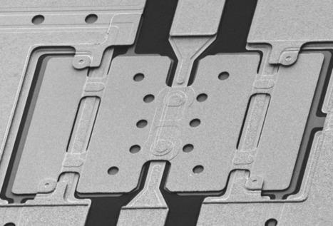 MEMS Investor Journal -- The Largest MEMS Publication in the World: RF MEMS startup DelfMEMS secures $1.9 million funding | DelfMEMS News | Scoop.it
