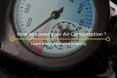 Learn How to Lower Your Air Consumption With This Simple Trick | Bookyourdive | Scoop.it