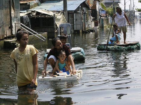 Man-Made Cities and Natural Disasters | general geography | Scoop.it