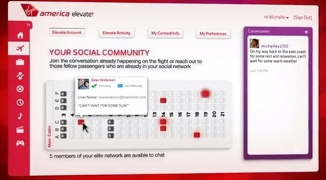 Virgin + Salesforce = Like | Internal Social Media | Scoop.it