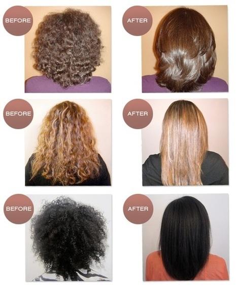 Curly Hair Keratin Treatment Stars Style Sa