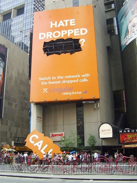 Extremely Clever Billboard Designs (PICS)   What Surrounds You   Scoop.it