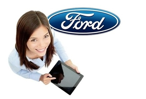 Ford intends to integrate wearable technology into vehicles | Internet of Things - Company and Research Focus | Scoop.it