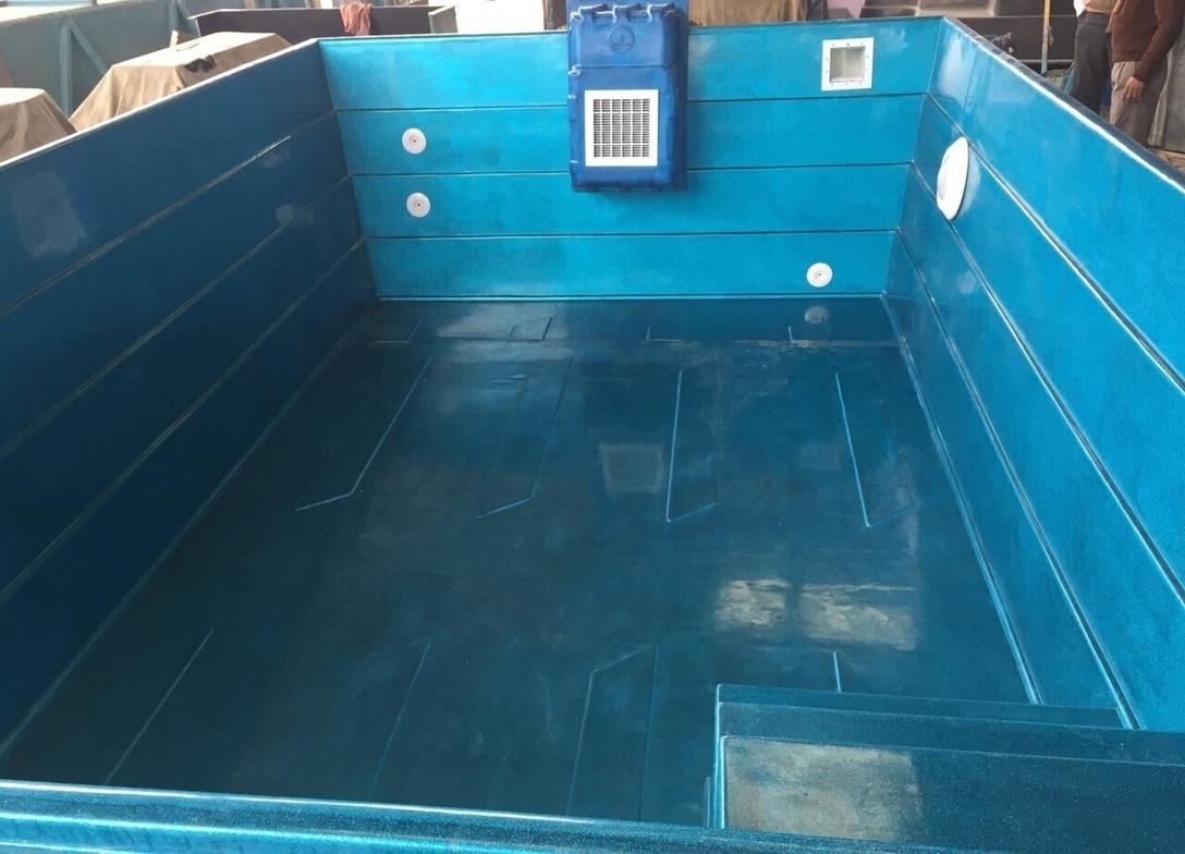 Prefabricated Swimming Pool Mumbai, FRP Swimmin...