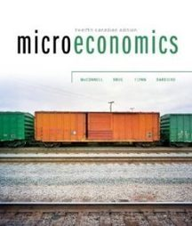 Microeconomics by mcconnell 10th canadian edition study guide | ebay.
