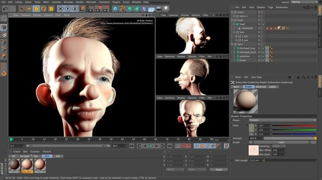 Cinema 4D R18 Crack With Keygen Full Version Fr