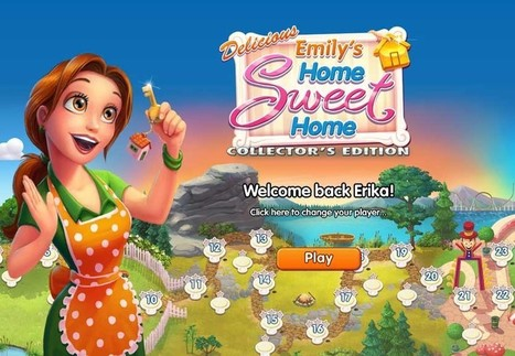 Delicious: Emily's Home Sweet Home Walkthrough: From CasualGameGuides.com | Casual Game Walkthroughs | Scoop.it