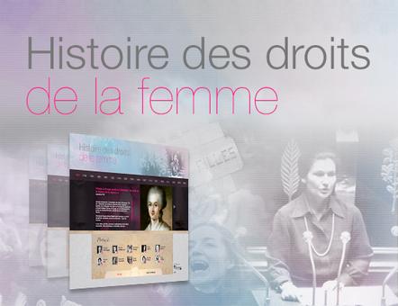 L'histoire des droits de la femme | Remue-méninges FLE | Scoop.it