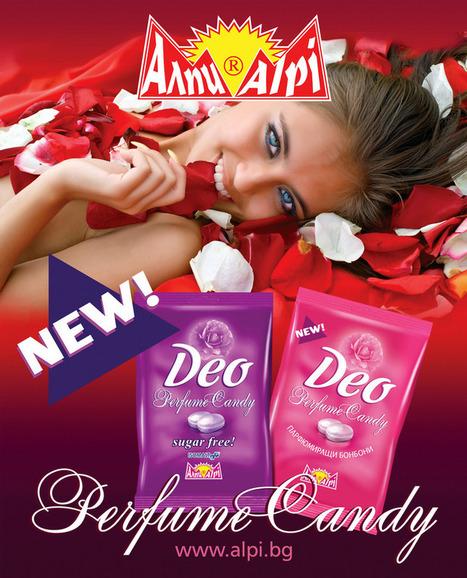 Influencia - Audace - Un bonbon déodorant pour sentir bon... | Le monde demain | Scoop.it