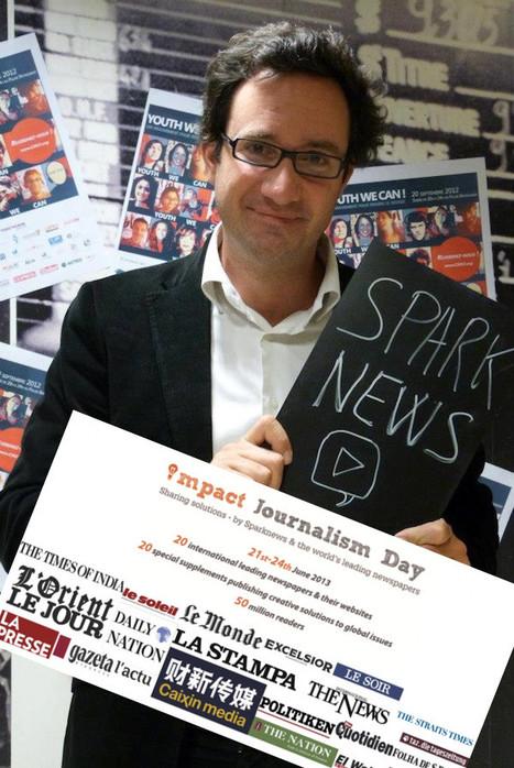 Un jour, 22 journaux, des millions de solutions | DocPresseESJ | Scoop.it