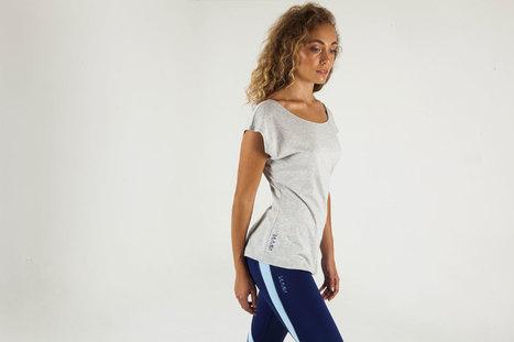 Pantalon legging yoga femme Le Seillans  bcbcb714e95