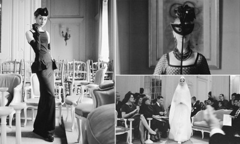 Behind the scenes at Christian Dior in the 1950s | British Genealogy | Scoop.it