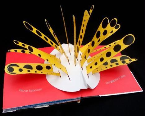 David Carter's Pop-Up Books for Children of All Ages | Weird and wonderful | Scoop.it