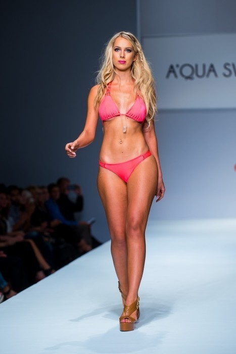 Superb Swimwear at Style Fashion Week | Best of the Los Angeles Fashion | Scoop.it