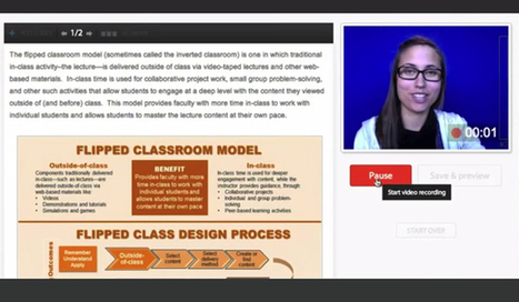 Cinco herramientas para grabar tus propias videolecciones - aulaPlaneta | Estoy explorando | Scoop.it