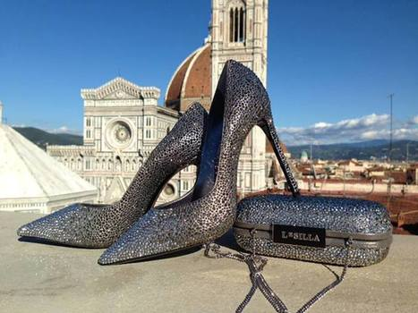 Le Silla Pointed Pumps & Minaudière | Le Marche & Fashion | Scoop.it