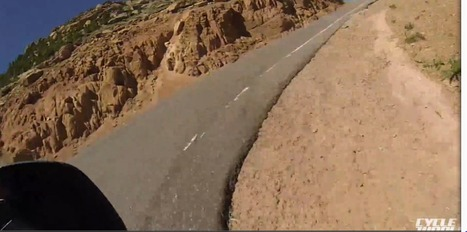 Don Canet's On-Board POV VIDEO of His Pikes Peak Hill Climb Debut   Ductalk Ducati News   Scoop.it