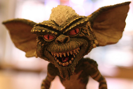 Gremlin | They were here and might return | Scoop.it