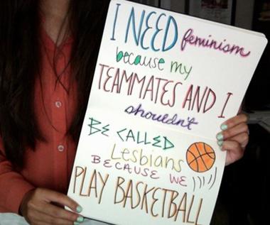 25 Reasons I Need Feminism - Gurl.com   Fabulous Feminism   Scoop.it