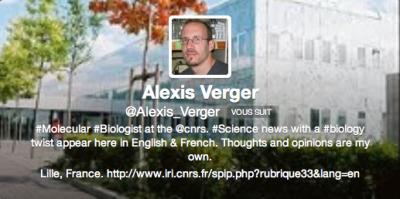 «Mon expérience de Twitter» par Alexis Verger   Science 2.0 news   Scoop.it