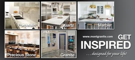 Granite Dealer In Detroit | Mont Granite | Mont Granite Engineered Quartz  Countertop | Scoop.
