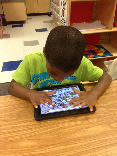 Using iPads to Transform Teaching and Learning | Edtech PK-12 | Scoop.it