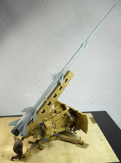Rheinbote Rocket and Launcher | Military Miniatures H.Q. | Scoop.it