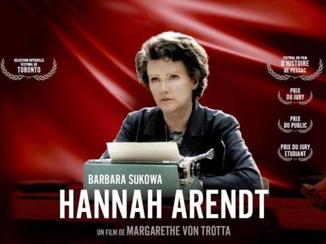 Hanna Arendt: um bom filme pra ver nessa semana de reflexões sobre o Golpe de 64 | Cultural News, Trends & Opinions | Scoop.it